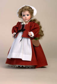 The Tinkers Daughter Doll